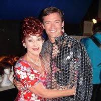 Maureen with Hugh Jackman