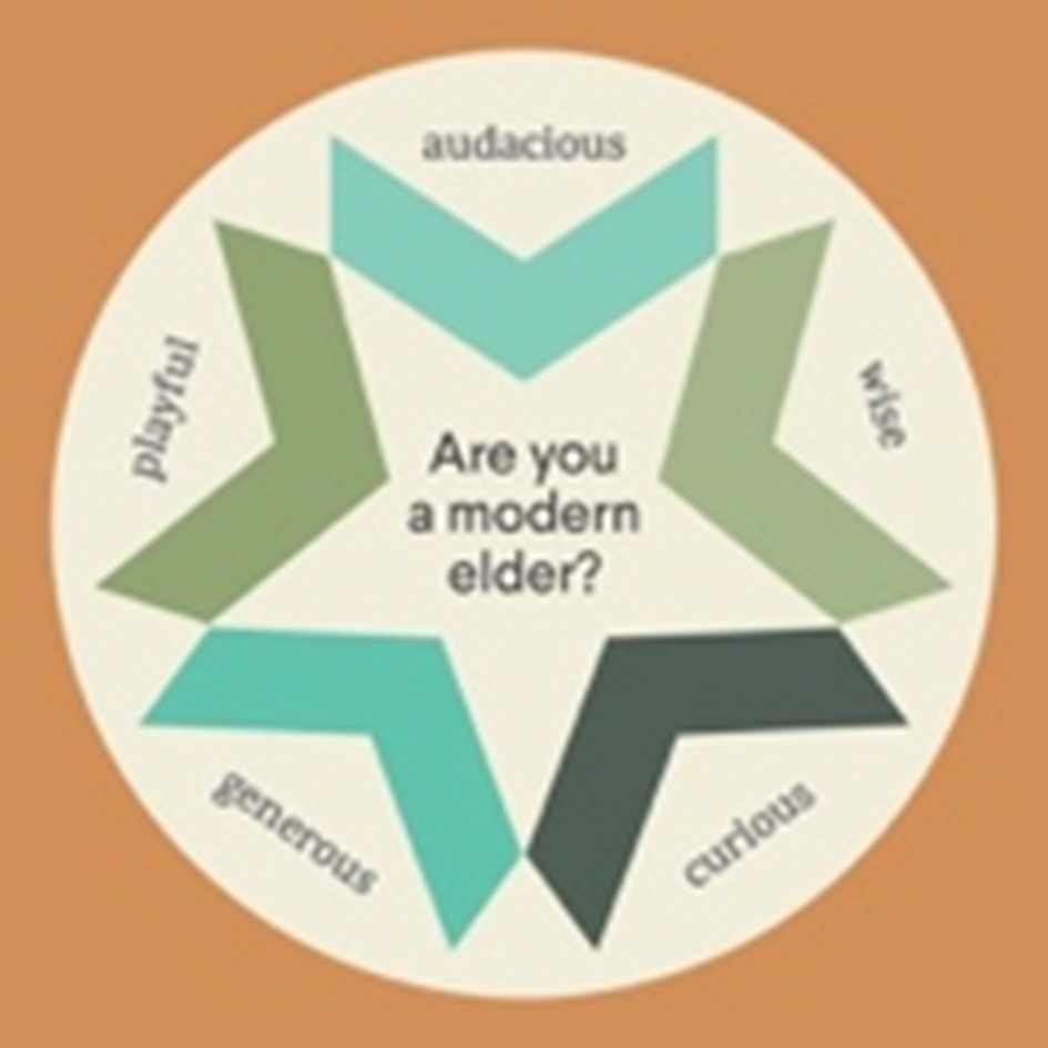 are you a modern elder? this chart shows what you need