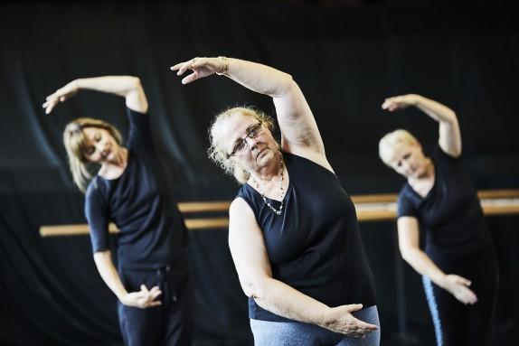Returning to Ballet at 61