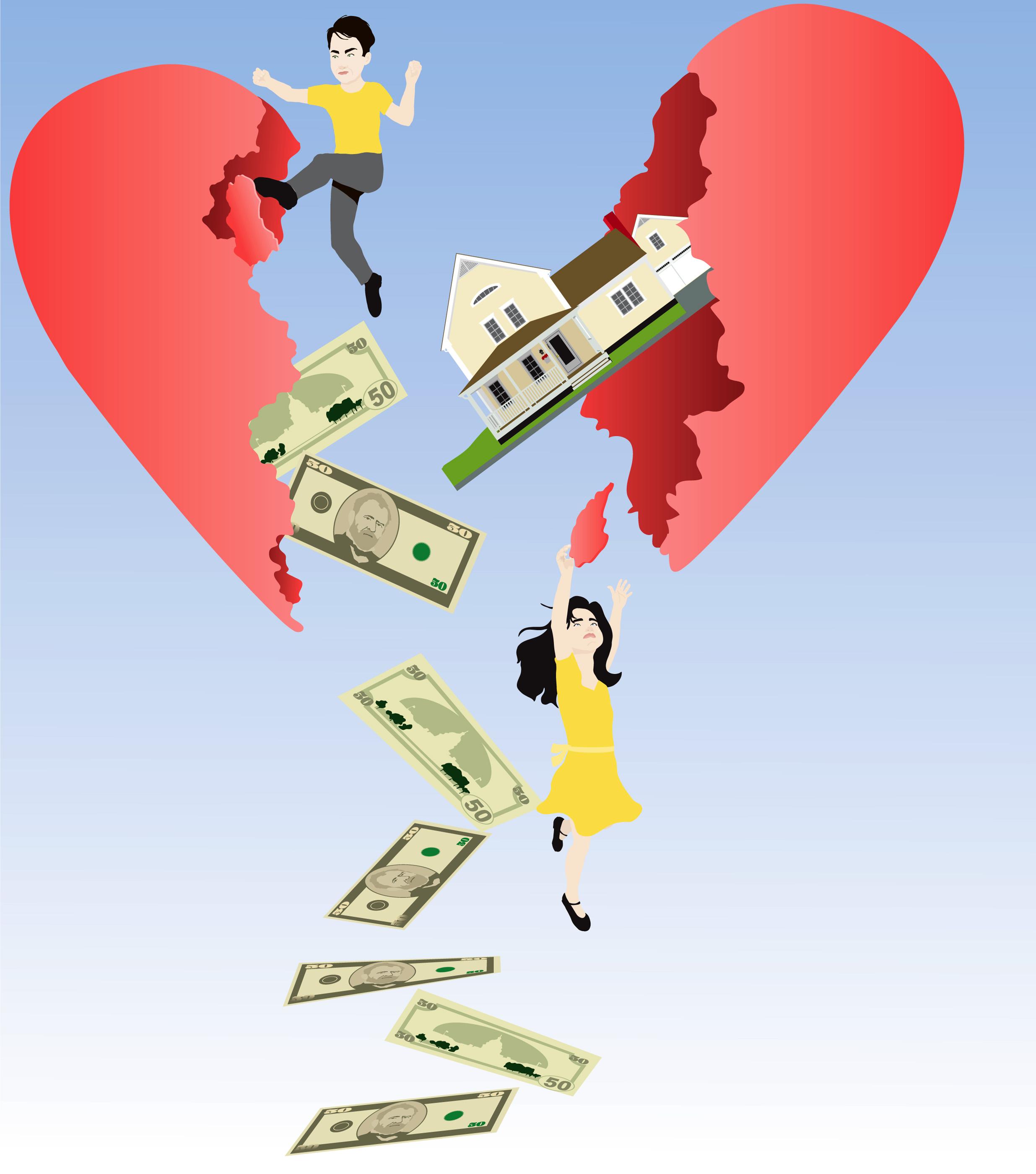 Surviving Divorce, Financially Speaking!