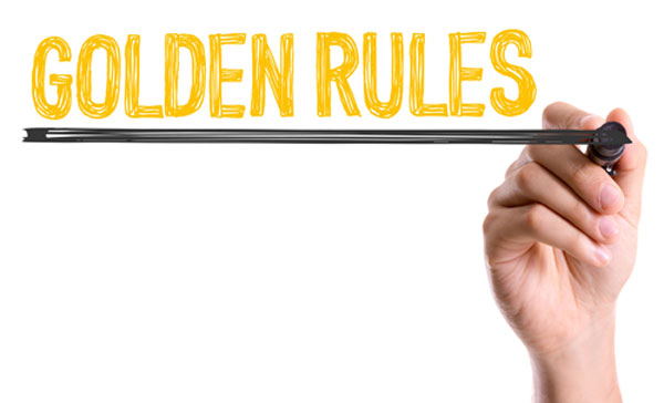 10 Golden Rules of Private Health Insurance