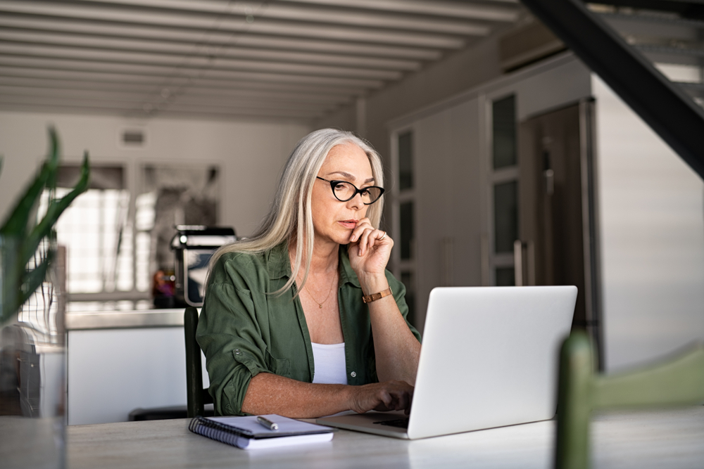Why the work from home revolution might benefit older workers