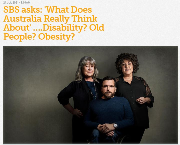 Of all the discriminatory '-isms,' where does ageism sit? TV doco weighs up the insult.