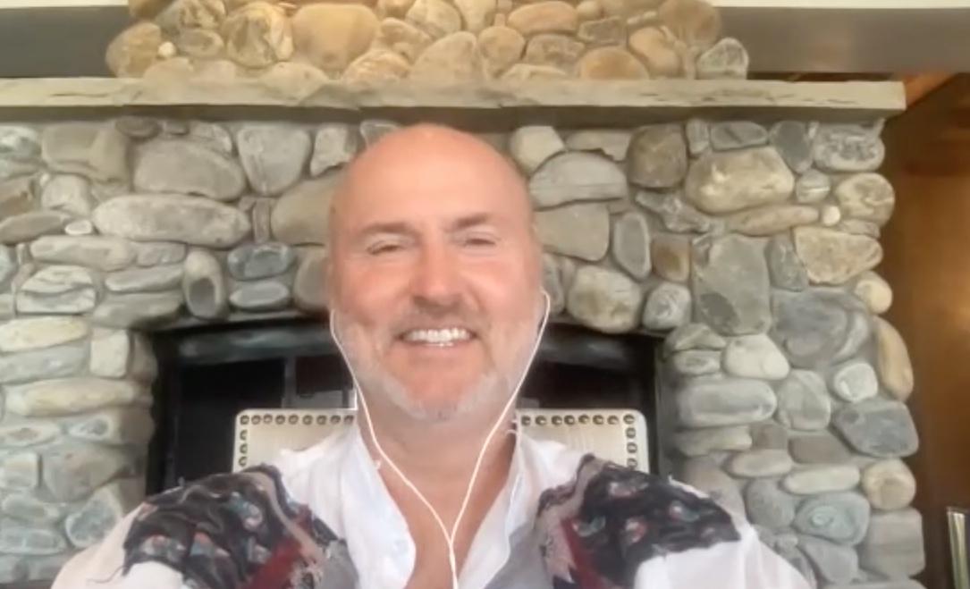 Christopher Zinn interviews Chip Conley, founder of the Modern Elder Academy