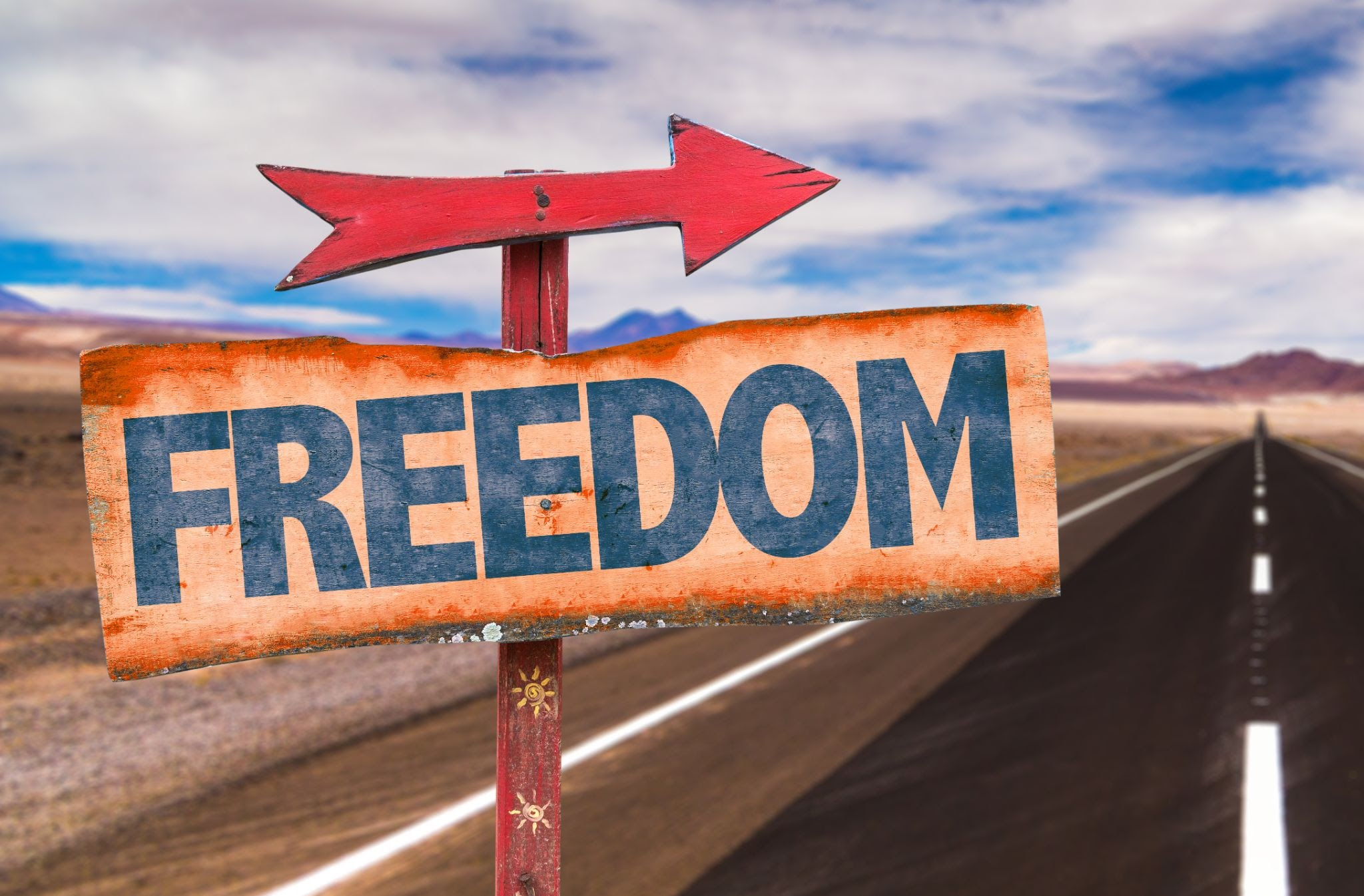 What are you going to do now that we are all becoming 'freer'